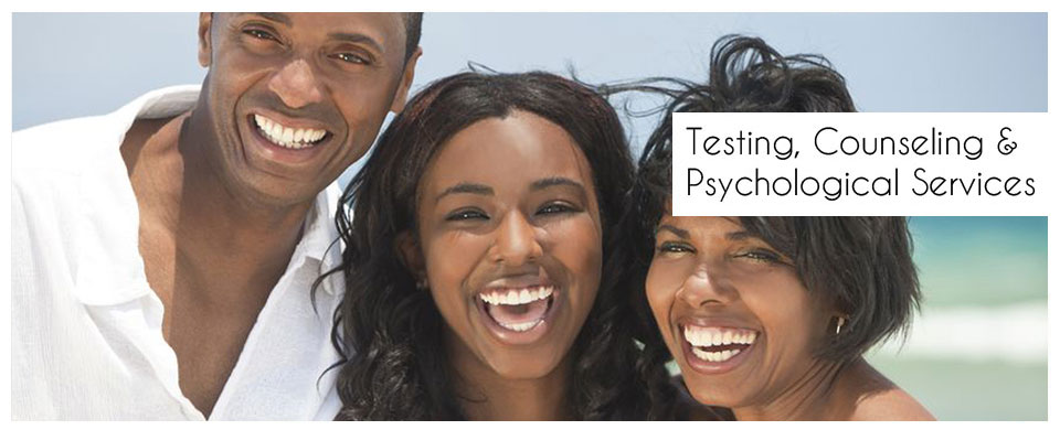 Testing, Counseling & Psychological Services